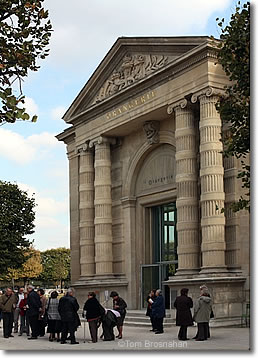 Musee de l'Orangerie, Paris, France