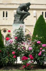 Rodin, The Thinker, Paris