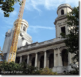 St-Sulpice Church, Paris, France