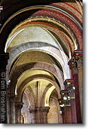 Arches in the Church of St-Germain-des-Pr�s, Paris, France