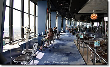 56th Floor Observatory, Tour Montparnasse, Paris, France