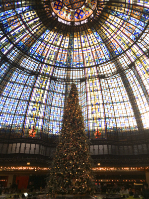 Printemps, Christmas, Paris
