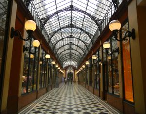 Passage des Panoramas, Paris