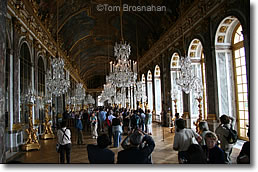 Hall of Mirrors, Chateau de Versailles, France