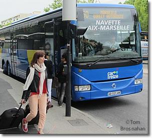 Navette marignane aix en provence - Horaires bus salon de provence ...
