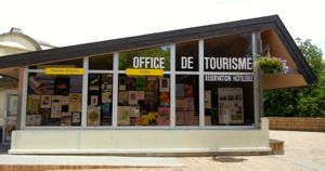 Tourist Information Office, Arles, France