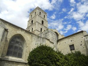 Tower of St-Trophime, Arles, France