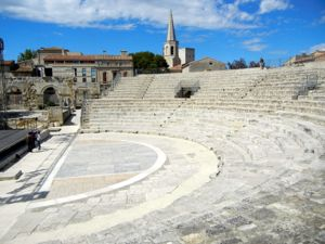 Ancient Theater, Arles, France
