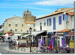 Saintes maries de la mer camargue provence france - Office du tourisme sainte marie la mer ...