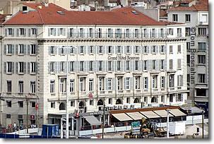 Best hotels in marseille france - Grand hotel beauvau marseille vieux port ...