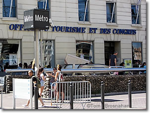 Tourist information for marseille france - Office du tourisme marseille telephone ...