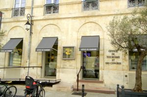 Tourist Information Office, Nimes, France