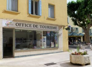 Tourist Office, Orange, France