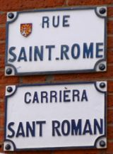 Rue St- Rome, Toulouse, France