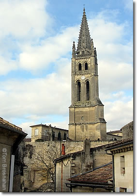 Bell Tower, Saint-�milion, France
