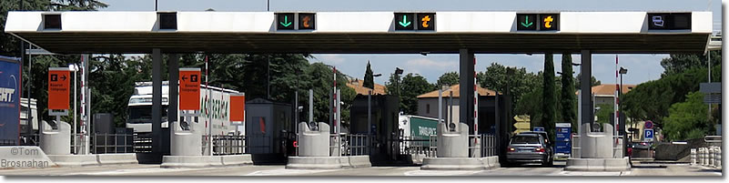 How to save money on toll roads in france saga.